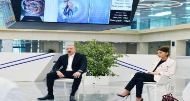 Prezident İlham Əliyev: Ölkəmizin bir nömrəli xəstəxanasını koronavirus xəstələrinin sərəncamına vermək – bundan böyük addım ola bilməz