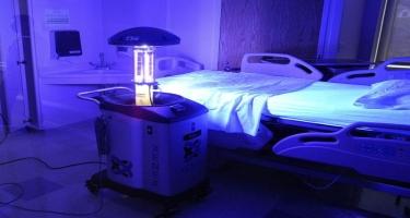 Ultrabənövşəyi lampa virusları məhv edir?