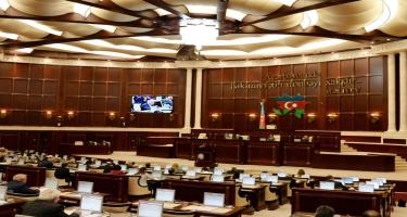 Milli Məclis yanında Toponimiya Komissiyasının yeni üzvləri məlum oldu