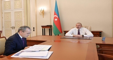 Azərbaycan Prezidenti: Dövlət tərəfindən qəbul edilmiş bütün qərarlar istisnasız, heç bir güzəştsiz tətbiq edilməlidir