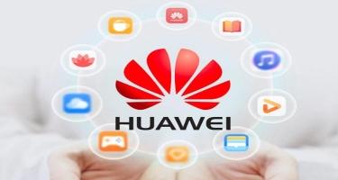 Huawei şirkəti Google ilə əməkdaşlıq planlarından danışdı