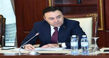 Elnur Allahverdiyev: İqtisadi inkişaf tempimizin bərpa olunacağına heç bir şübhə ola bilməz