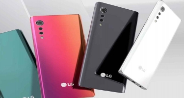 """Yeni nəsil """"LG Velvet"""" smartfonunun videosu nümayiş olunub"""