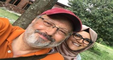 Öldürülən jurnalistin nişanlısı Premyer Liqaya müraciət etdi