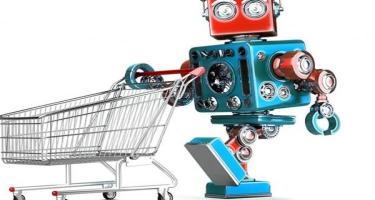 Elektron ticarətin yeni növü - Robot vasitəsilə alış-veriş