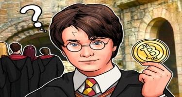 """""""Harry Potter""""-in müəllifi Joanne Rowling bitcoin ilə maraqlanıb"""