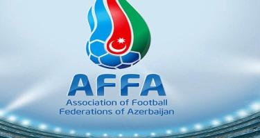AFFA mövsümü dayandırdı - Çempion bəlli oldu