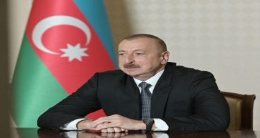 Prezident İlham Əliyev: Ehtiyatları qorumaq və artırmaq bizim başlıca iqtisadi hədəfimiz olub