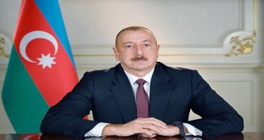 Prezident İlham Əliyev məktəb tikintisi üçün 2 milyon manat ayırdı