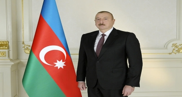 Prezident İlham Əliyev Ağdam rayonu ərazisindəki