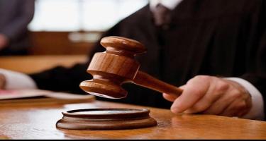 48 hakim intizam məsuliyyətinə cəlb edilib, 2 hakim isə korrupsiya əməllərinə görə istintaqa verilib
