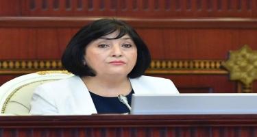 Parlament sədrindən vətəndaşlara çağırış: