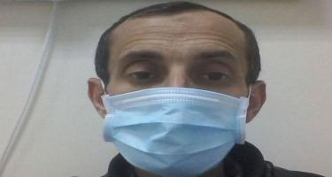 """Koronavirusdan sağalmış azərbaycanlı jurnalist: """"Elə bil ciyərimə daş çırpırdılar"""" - MÜSAHİBƏ"""