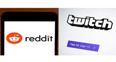 Donald Trampa Twitch və Reddit-dən hücum