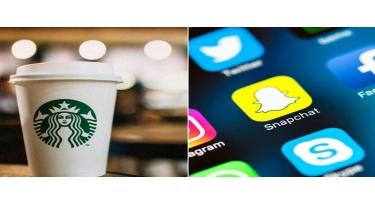 Starbucks tərəfindən sosial şəbəkə reklamları üçün qərar verildi