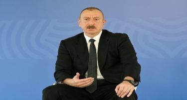 Azərbaycan Prezidenti: Seçim qarşısında olanda bizim seçimimiz birmənalı, tərəddüdsüz idi, insanların sağlamlığı ön plandadır, iqtisadiyyat ikinci plandadır