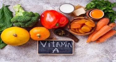 İmmunitet üçün A vitamini lazımdır - Defisiti, əlamətləri