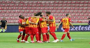 """""""Beşiktaş"""" səfərdə """"Kayserispor""""a məğlub olub"""