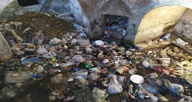 Zibilliyə çevrilən tarixi hamamla bağlı rəsmi açıqlama - FOTO