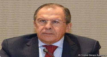 Lavrov: BMT Baş Assambleyasının xüsusi sessiyasının keçirilməsi barədə Azərbaycan Prezidentinin təşəbbüsü ilə bağlı müzakirələr başlanır