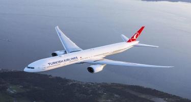 Türk Hava Yolları Azərbaycana uçuşları artırdı
