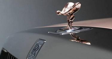 Rolls-Royce 8 yaşlı uşağın əllə çəkdiyi rəsmi 3D dizayna çevirdi