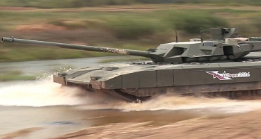Rusiyanın ən güclü tankı artıq pilotsuz olacaq