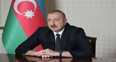 Prezident İlham Əliyev: Azərbaycan xalqını bu təxribata çəkən Ermənistan başından zərbə aldı - TAM NİTQ