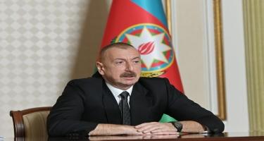 Azərbaycan Prezidenti: Bu gün Azərbaycan dünya miqyasında nadir ölkələrdəndir ki, neft, qaz, deməli yanacaq və elektrik enerjisini ixrac edir