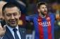 """""""Barselona""""da ciddi narazılıq – Messi prezidentə qarşı"""