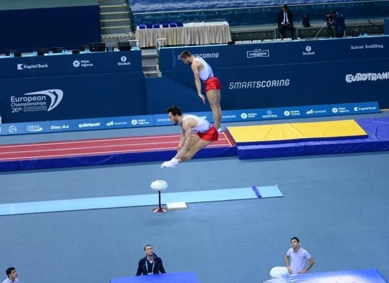 Gimnastlarımız finala çıxa bilmədilər