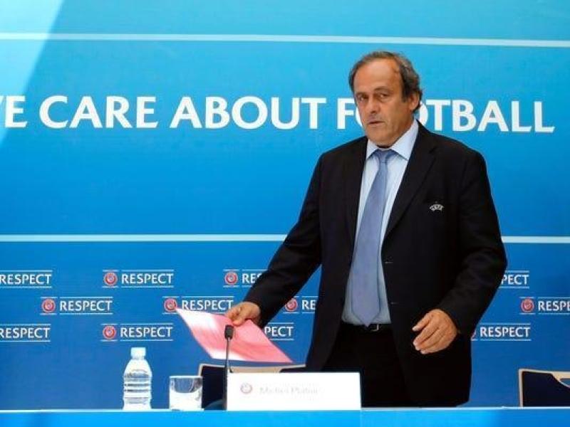 Platini UEFA-dan 7.2 milyon avro tələb edir