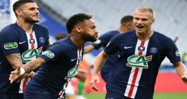 Fransa kubokunun qalibi - PSJ