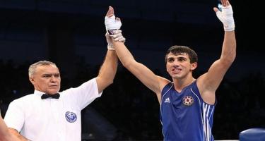 İki boksçumuz 1/4 finalda  - Avropa oyunları