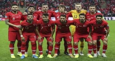 Türkiyə millisinin heyəti açıqlandı