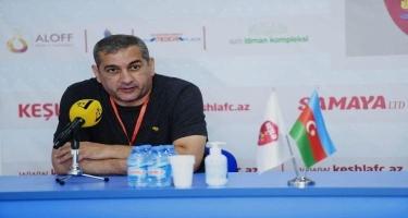 """""""10 nəfərlə qalan komandaya qarşı oynamağı arzulamamışam"""" – Yunis Hüseynov"""