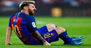 Messi oynamayacaq