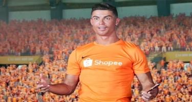Ronaldonun milyonların marağını çəkdiyi yeni reklamı – Video