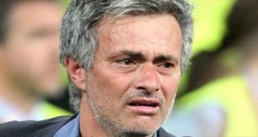 Mourinyo niyə kədərləndi?