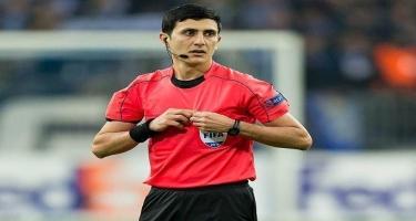 UEFA-dan Əliyar Ağayevə vacib təyinat
