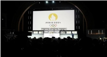 Olimpiya Oyunlarının yeni loqotipi təqdim olundu - Şəkil