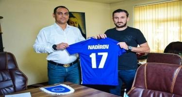 Vüqar Nadirov idman direktoru təyin olundu