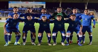 Azərbaycan - Ukrayna oyununda heç-heçə