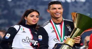 Ronaldo evləndi - İtaliya jurnalı