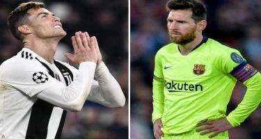 Messi və Ronaldosuz final - 6 ildən sonra