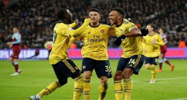 """""""Arsenal""""dan əzmkar qələbə -  Video"""