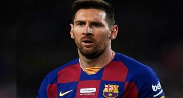 Messi anti-rekordunu təkrarladı