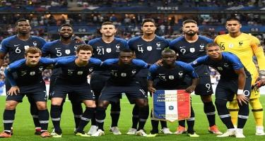 Benzema yenə milliyə çağırılmadı - Fransanın heyəti