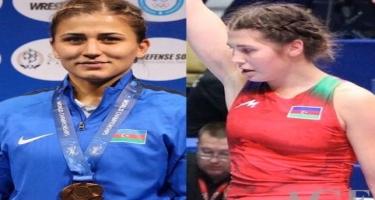 Manolova gümüş, Omelçenko bürünc medal qazandı