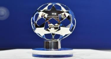 UEFA-dan yeni mükafat - Çempionlar Liqasında